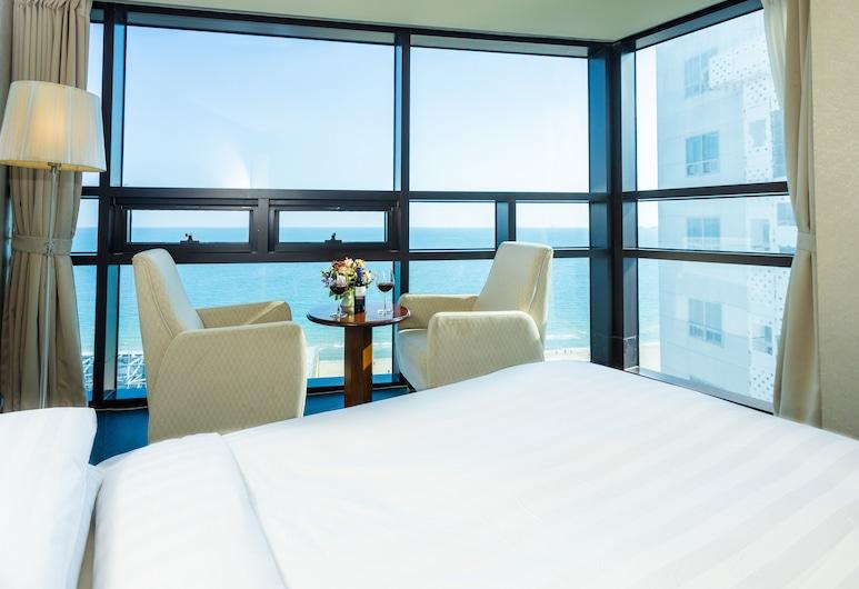 日落酒店, 釜山, 行政套房, 客房