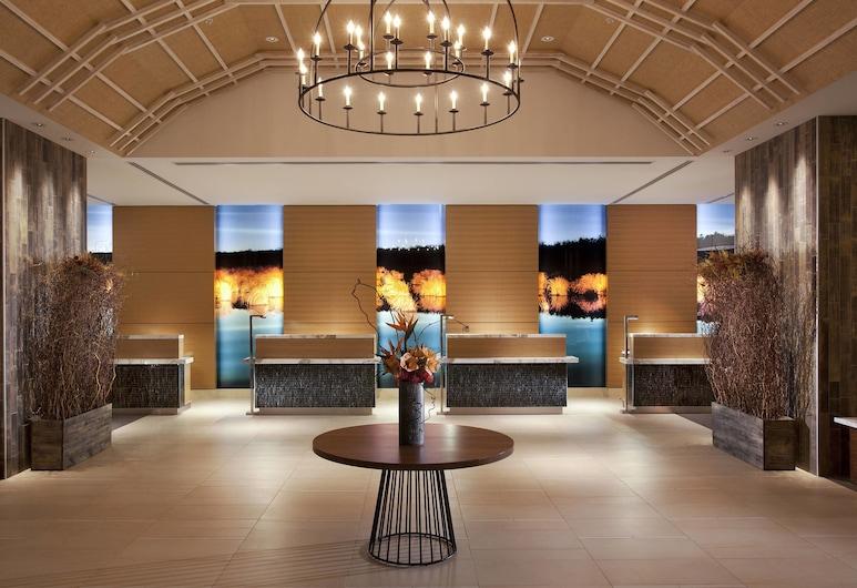 JW Marriott Indianapolis, Indianapolis, Lobby