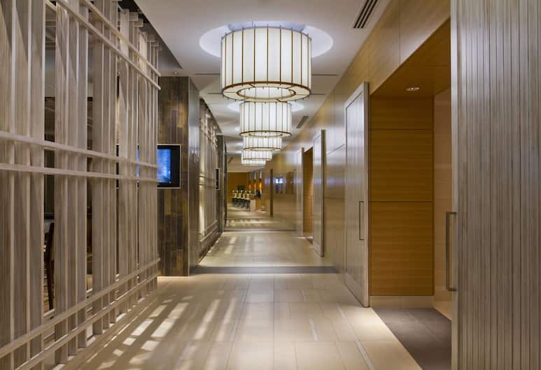 JW Marriott Indianapolis, Indianapolis, Interni dell'hotel