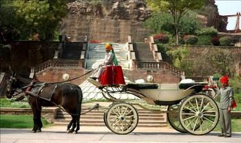 Foto van WelcomHeritage Bal Samand Lake Palace in Jodhpur