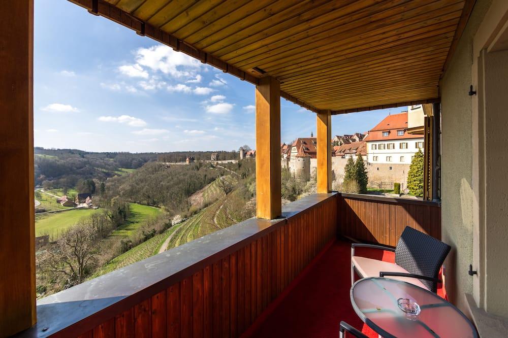 Comfort Double Room, 2 Twin Beds, Valley View - Balcony