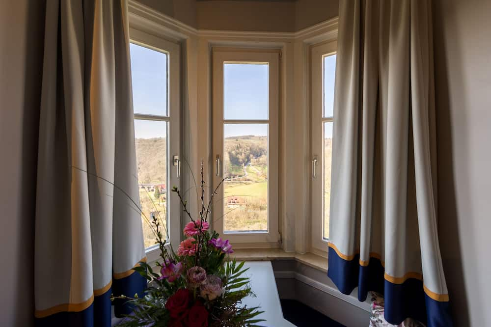 Comfort Double Room, 2 Twin Beds, Valley View - Living Area