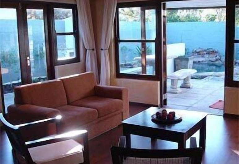 Aloe House , Hermanus, Obývací pokoj