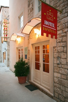Picture of Hotel Villa Fontana in Trogir