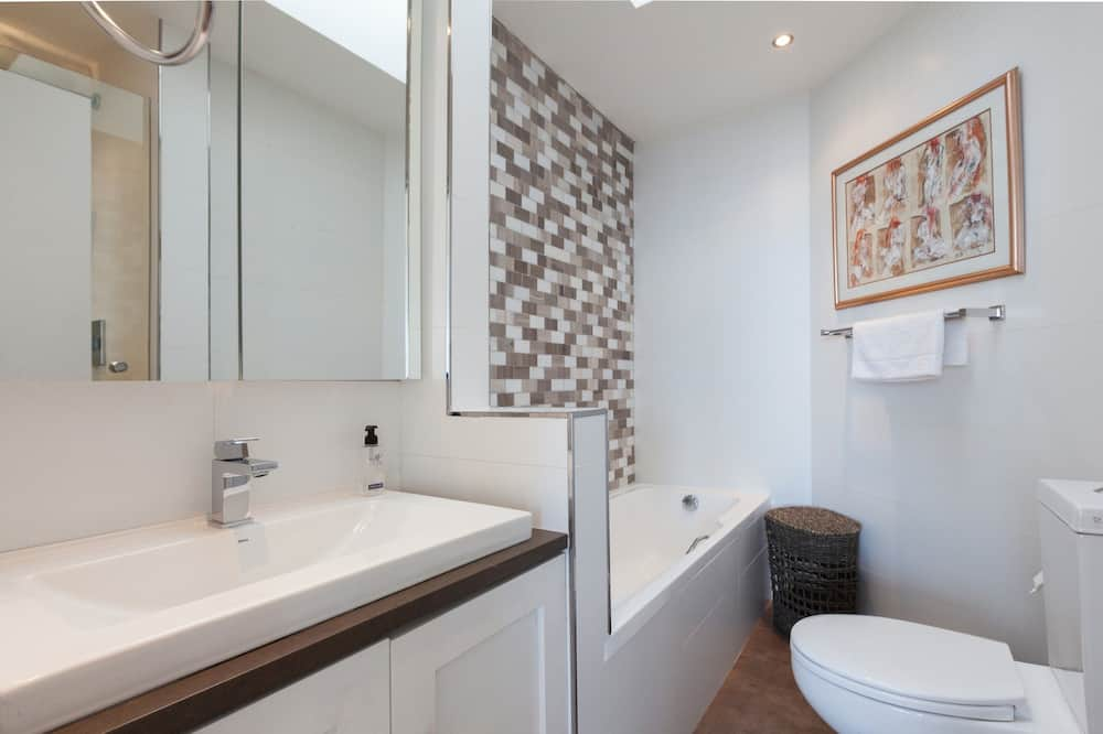 Двухместный номер с 1 или 2 кроватями - Ванная комната