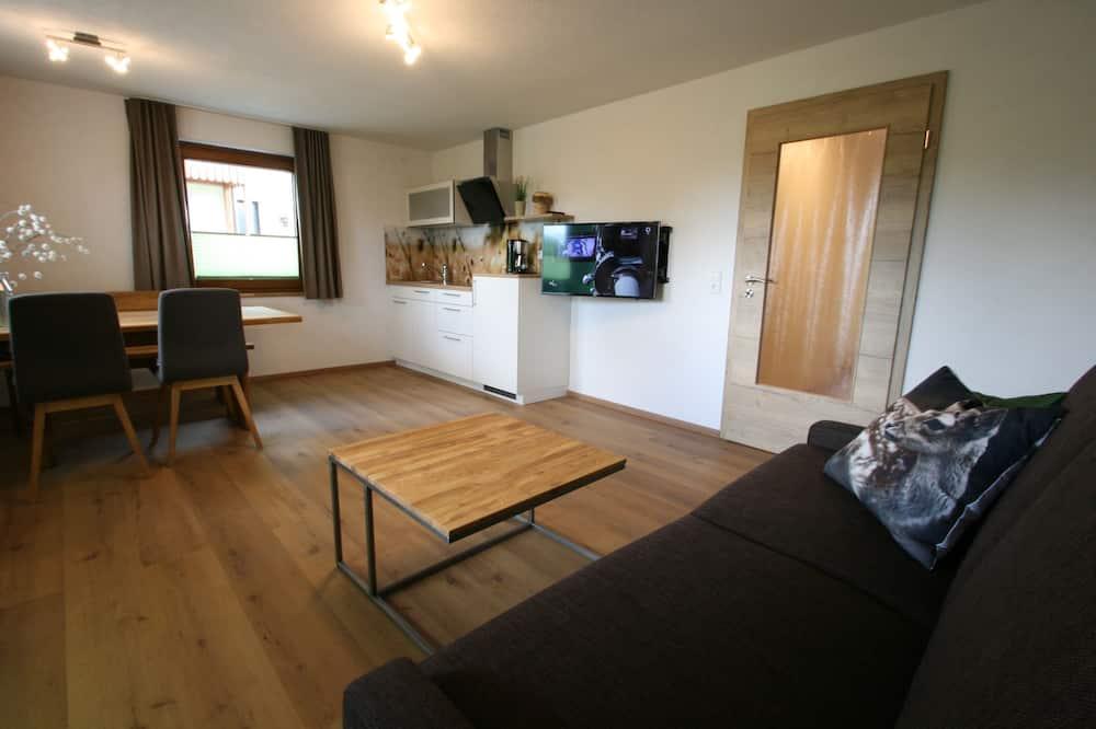 舒適公寓, 1 間臥室, 廚房 - 客廳