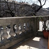 Apartment for 2 people - Balkon