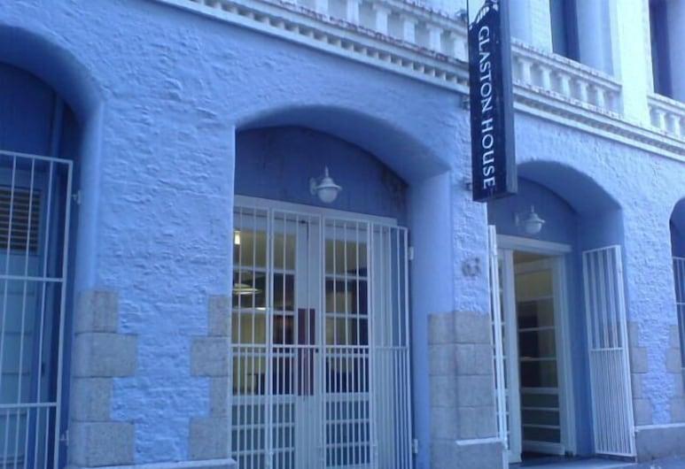 グラストン ハウス 206 アパートメント, ケープタウン, 施設の入り口