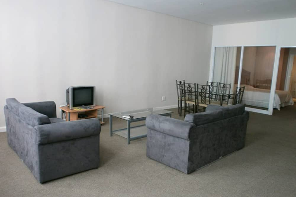 Standard Apartment, 3 Bedrooms (Self Servicing & Self Catering) - Living Room