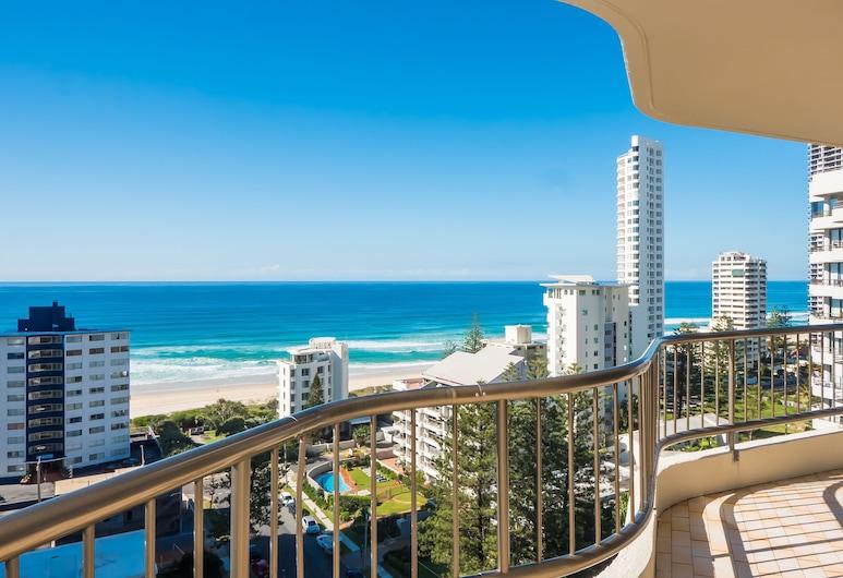 Aristocrat Apartments, Surfers Paradise, Apartamento, 2 habitaciones, Balcón