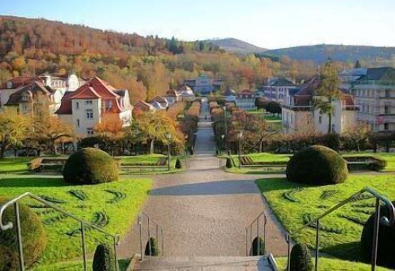 Badhotel Bad Brückenau, Bad Brueckenau, Garden