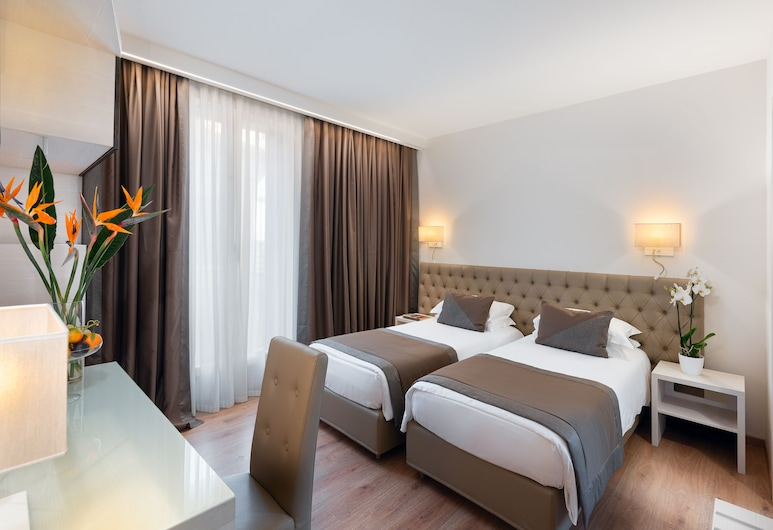 Hotel Villa Costanza, Mestre, Superior Double or Twin Room, Courtyard View, Guest Room