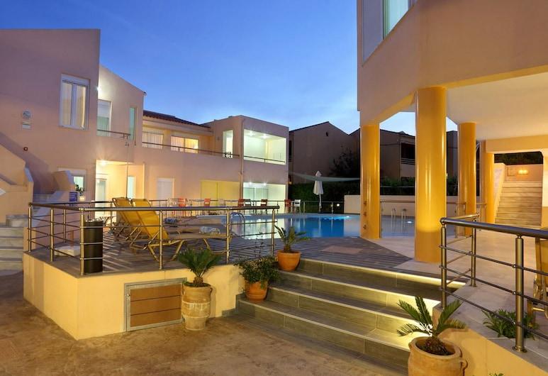 Elma's Dream Apartments, Hania, Ulkoalueet