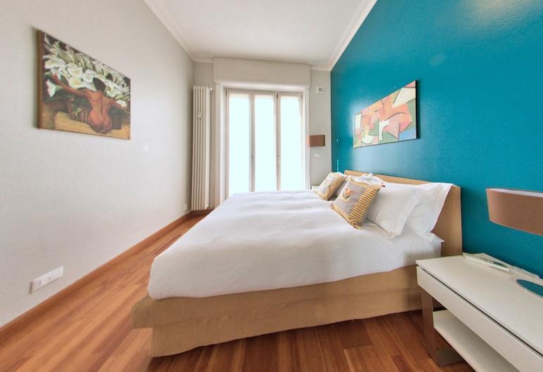 Milan Apartment Rental, Milano, Grand Süit, 1 Yatak Odası (Large), Oda