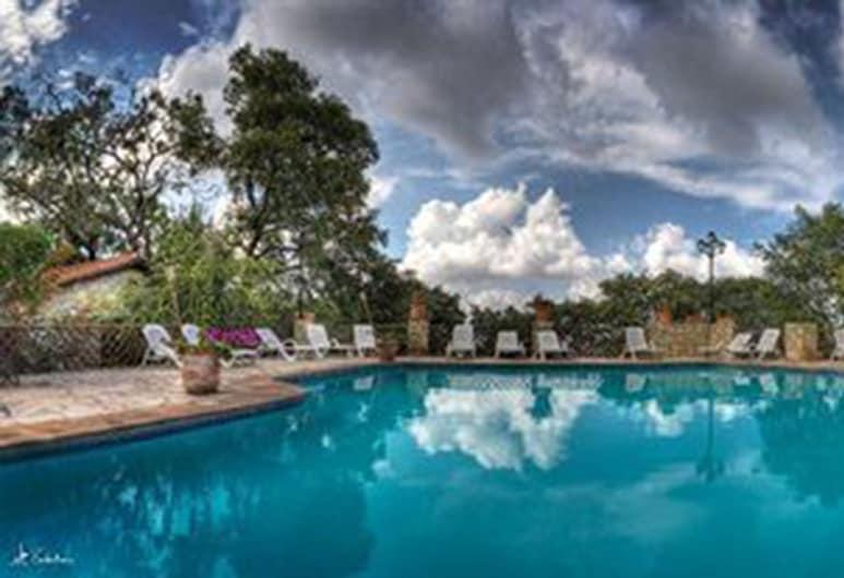 호텔 치핀케, 산 페드로 가르사 가르시아, 야외 수영장