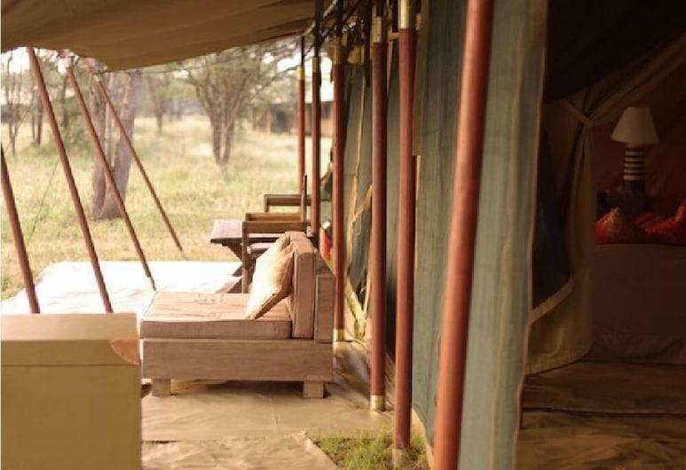 Lemala Ewanjan, อุทยานแห่งชาติ Serengeti, บริเวณโรงแรม