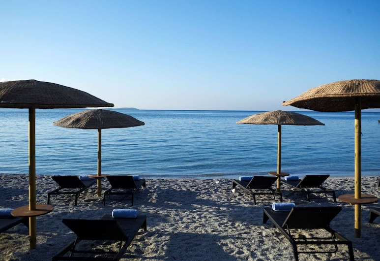 Proteas Blu Resort (Adults Only), Samos, Strand