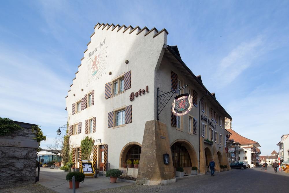 Murtenhof & Krone, Murten