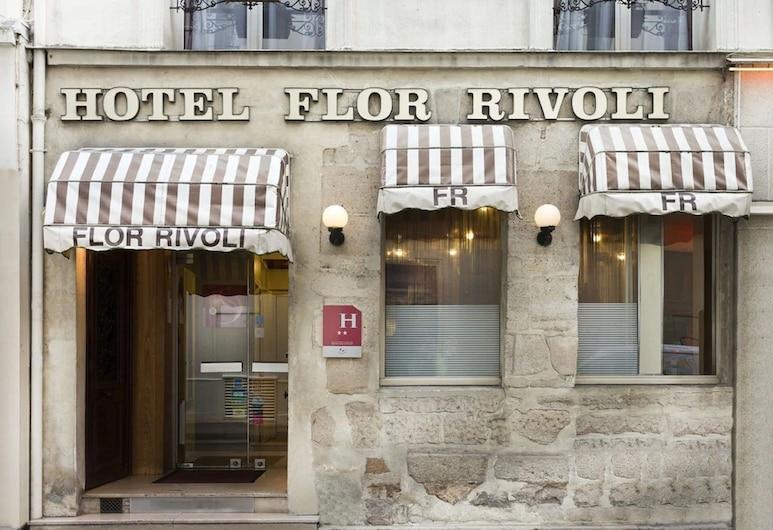 Hotel Flor Rivoli, Παρίσι, Πρόσοψη ξενοδοχείου