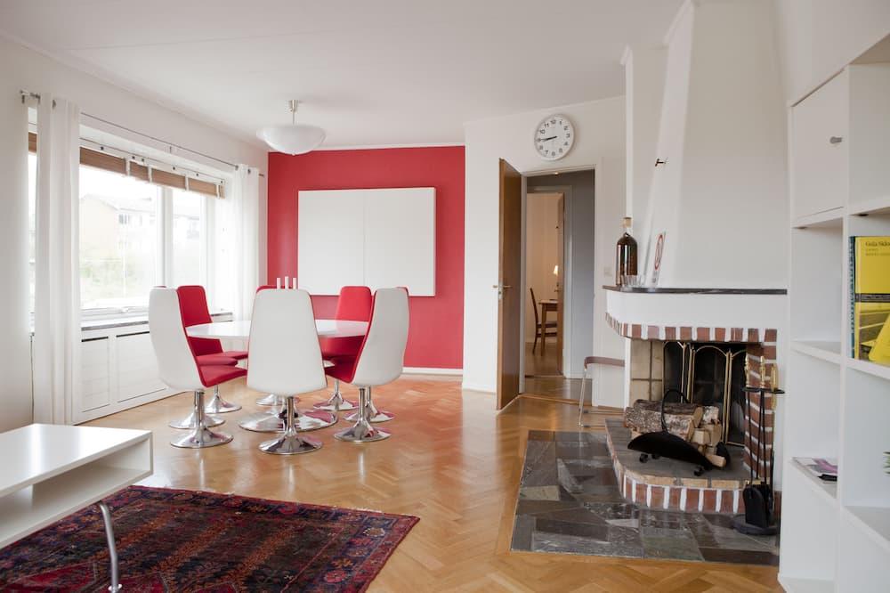 Double Room - Powierzchnia mieszkalna