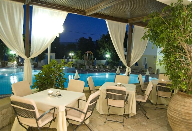 Aegean Houses, Kos, Restaurace