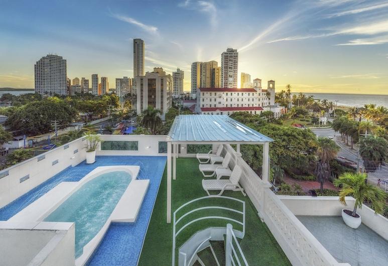 Hotel Coral Reef, Cartagena