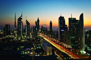 Selline näeb välja The Apartments Dubai World Trade Centre, Dubai
