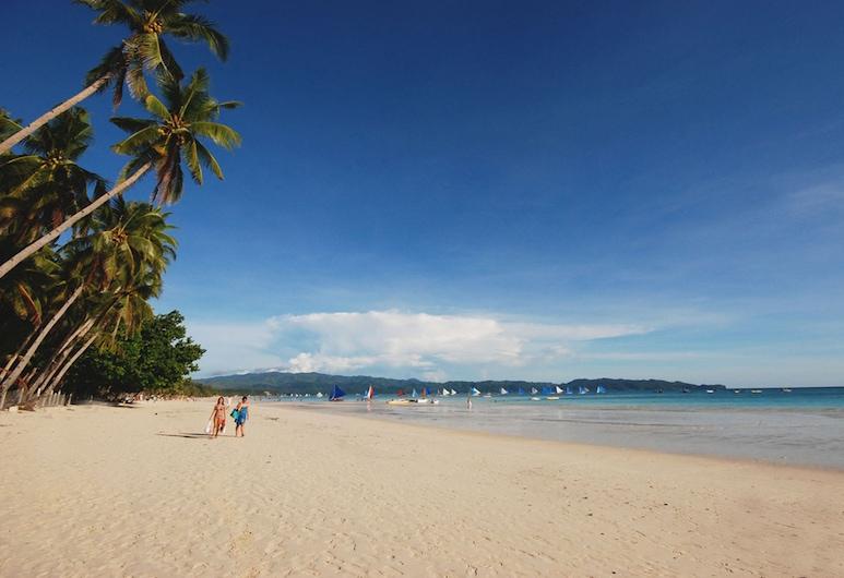 파티오 퍼시픽 보라카이, Boracay Island, 해변