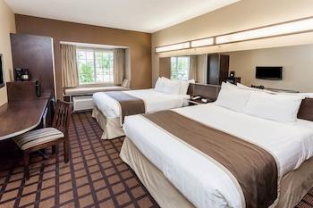 密西根城密西根城市麥克羅特溫德姆套房酒店的圖片