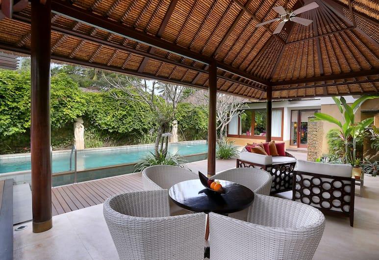 Amarterra Villas Bali Nusa Dua - Mgallery Collection, Νούσα Ντούα, Βίλα, 2 Υπνοδωμάτια, Αίθριο/βεράντα