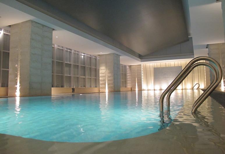 Jumeirah Himalayas Hotel Shanghai, Shanghai, Indoor Pool