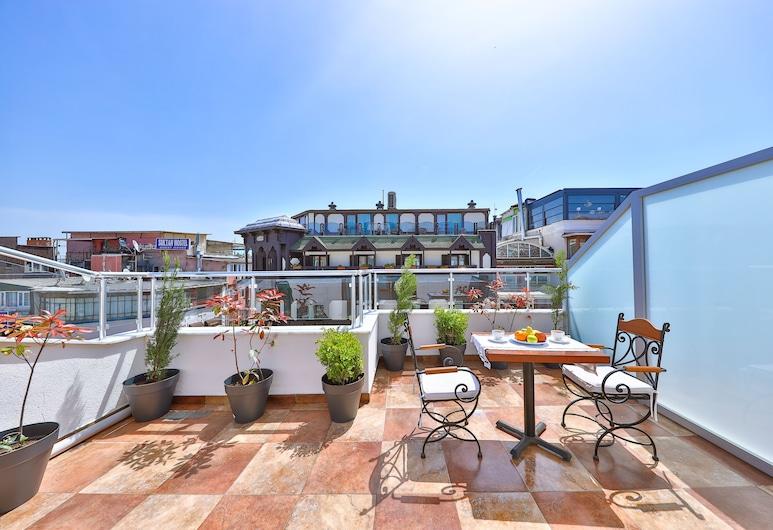 سيناتوس هوتل - سبشال كلاس, إسطنبول, غرفة ديلوكس مزدوجة - بشرفة, منظر من الشرفة