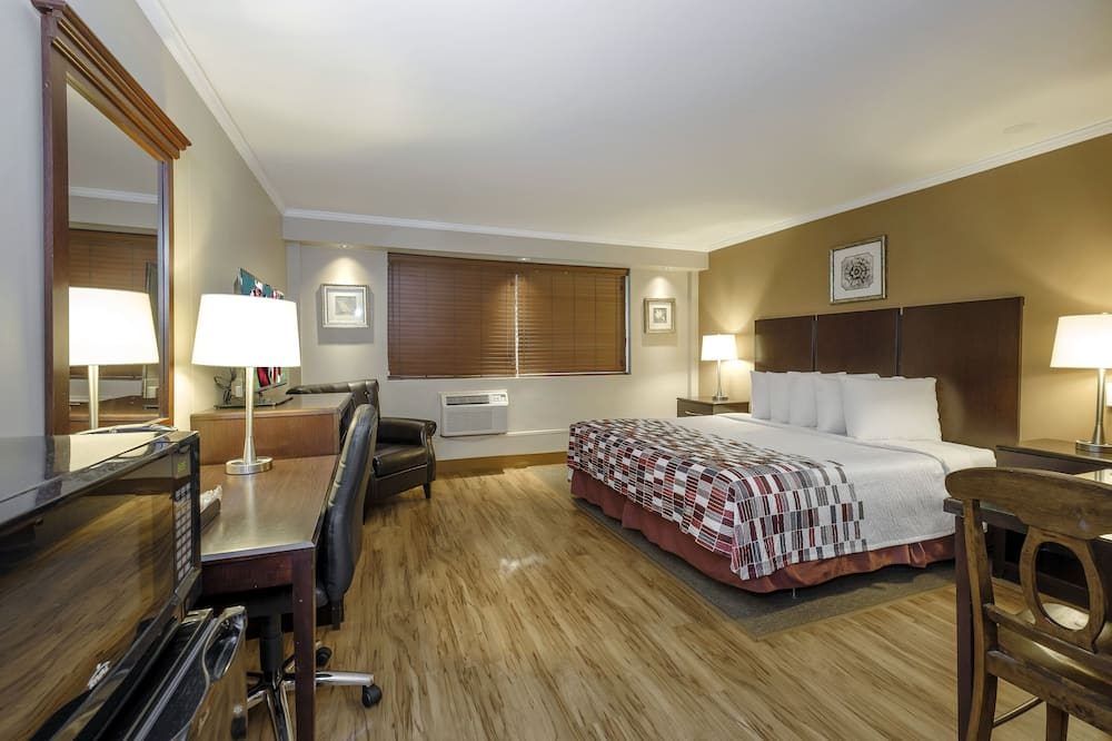 Superior Room, 1 King Bed (Smoke Free) - Guest Room