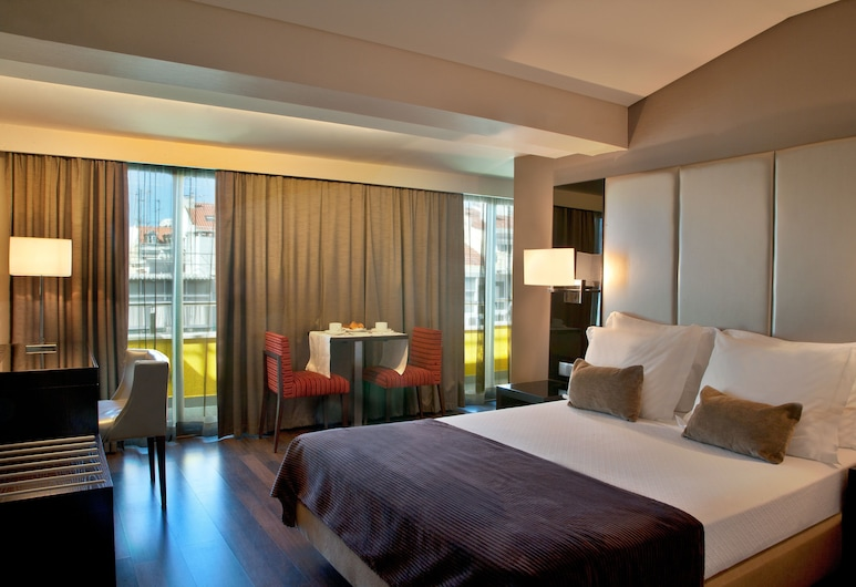 Luxe Hotel by turim hotéis, Λισσαβώνα, Δίκλινο Δωμάτιο (Double), Δωμάτιο επισκεπτών