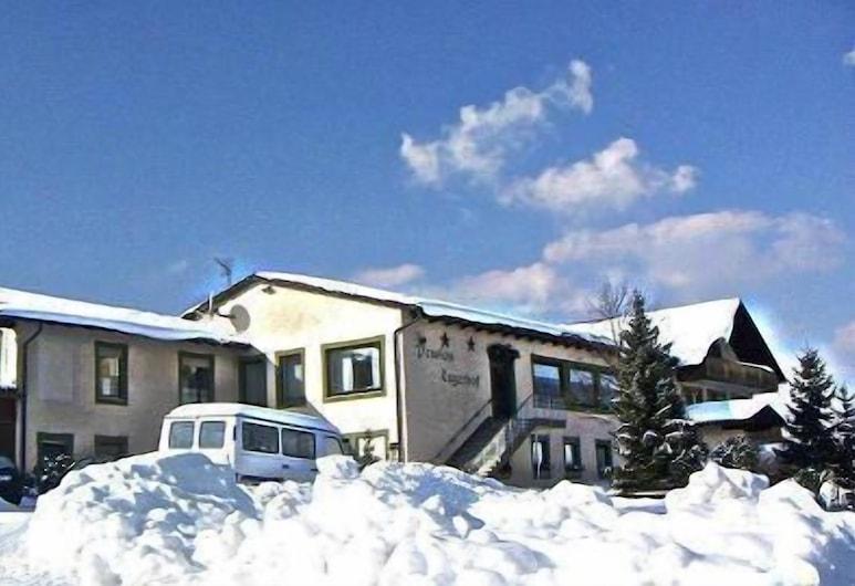 Hotel Lugerhof, Weiding, Exterior