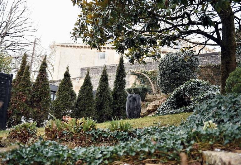Hotel Particulier - La Chamoiserie, Niort, Jardin