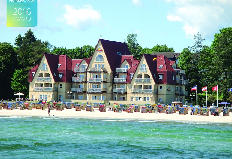Strandhotel Gromitz, Groemitz, Beach