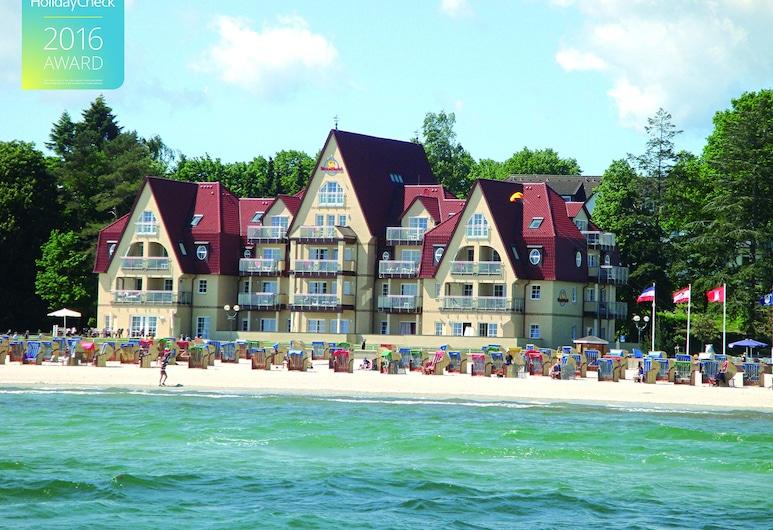 Strandhotel Gromitz, Grömitz, Strand