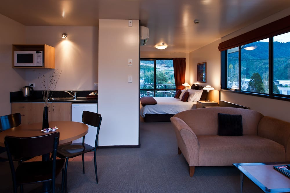 Executive Studio Spa - 客廳