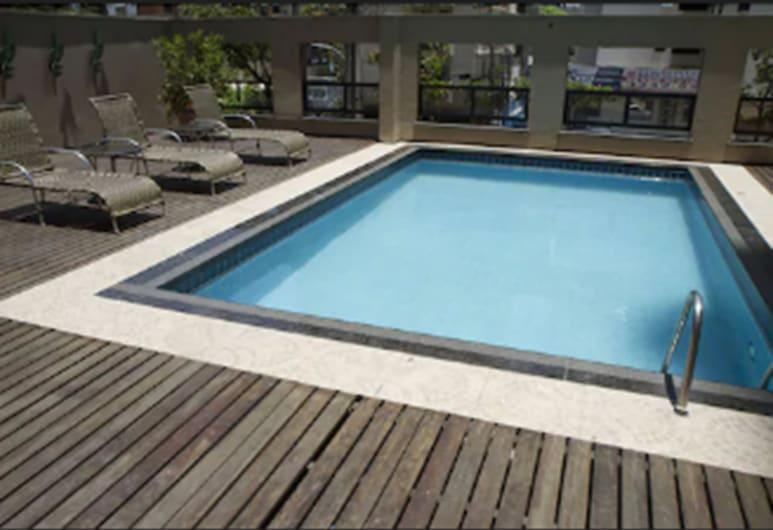 Hotel Spazzio Residence, Fortaleza, Εσωτερική πισίνα