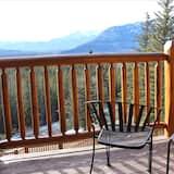 客房, 1 張加大雙人床, 山景 - 陽台