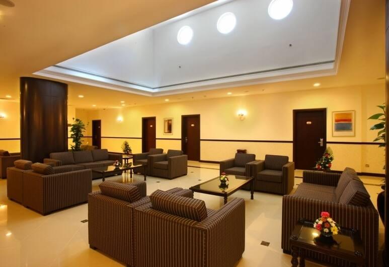 London Suites Hotel, Dubajus, Vestibiulio laukiamasis
