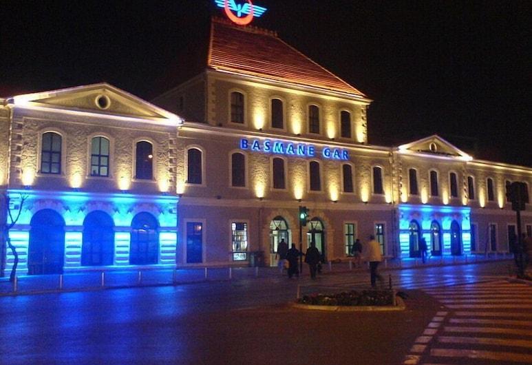 Hotel Baylan- Basmane, Izmir, Hotel Front – Evening/Night