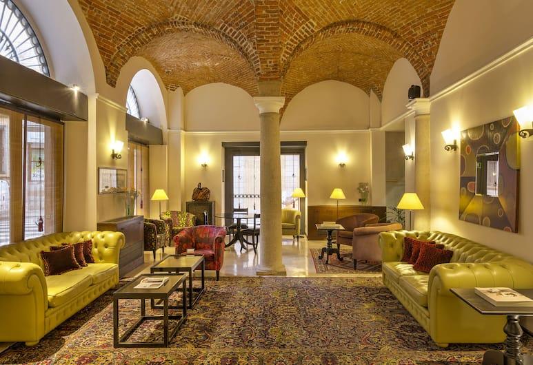 Camperio House Suites, Milano, Lounge della hall