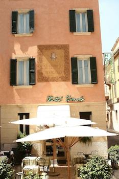 Werona — zdjęcie hotelu Hotel Torcolo