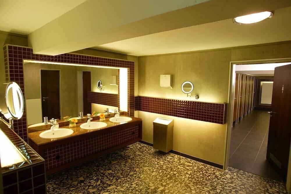 Habitación individual - Comodidades del cuarto de baño