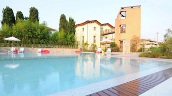 Foto do The Ziba Hotel & Spa em Peschiera del Garda