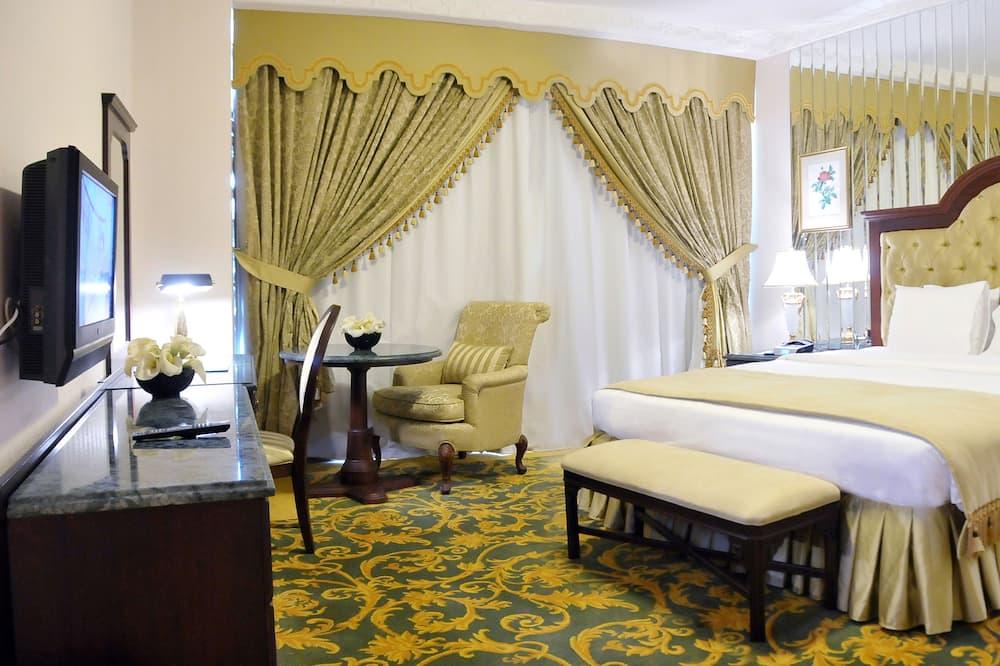 ห้องดับเบิล, 2 ห้องนอน - พื้นที่นั่งเล่น