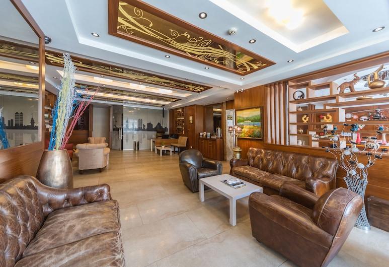 Q Hotel Old City, Stambulas, Registratūra