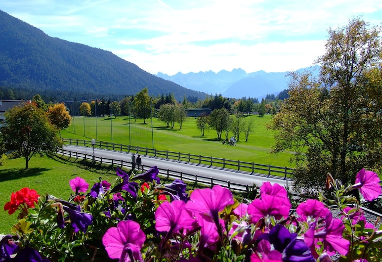Princess Bergfrieden, Seefeld in Tirol, View from Hotel